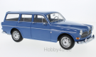 Volvo P220 Amazon, blue, without showcase, 1961