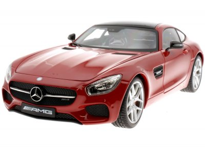 Mercedes AMG GT (C190) Red Exclusive-Edition