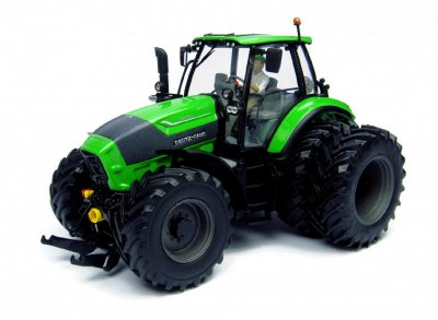 Deutz-Fahr 7250TTV-6 wheels