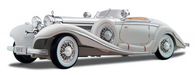 Mercedes 500 K Typ Specialroadster 1936