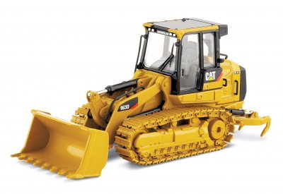 Cat 963D Bandlastare