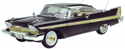 Plymouth Fury 1958.