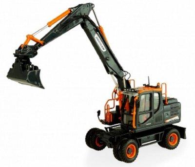 Doosan DX160W - Black LimEditionited