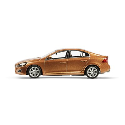 Volvo S60 1:43 Vibrant Copper