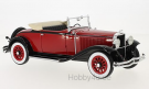 Dodge Eight DG Convertible, dark red/black, 1931