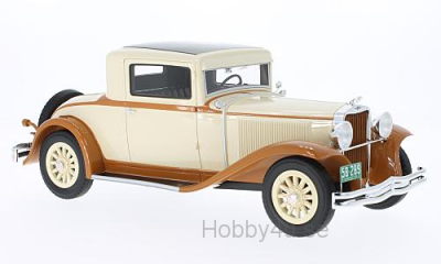 Dodge Eight DG Coupe, beige/light-brown, 1931